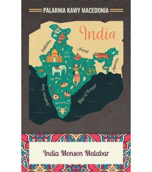 India Monsooned Malabar AA / Monsoon Kawa naturalna