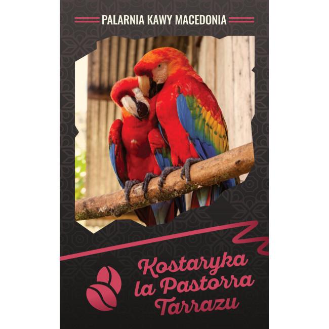 Costa Rica La Pastora Tarrazu Kawa naturalna