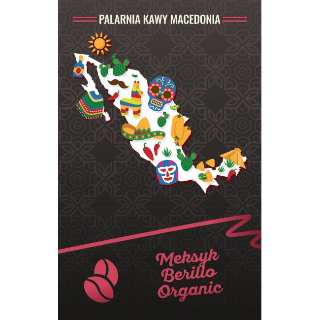 Meksyk Organic SHB Berillio Kawa naturalna