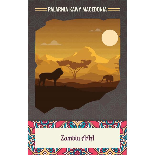 Zambia AA Kawa naturalna