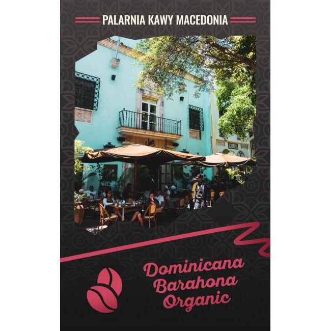Dominikana Barahona Organic Kawa naturalna