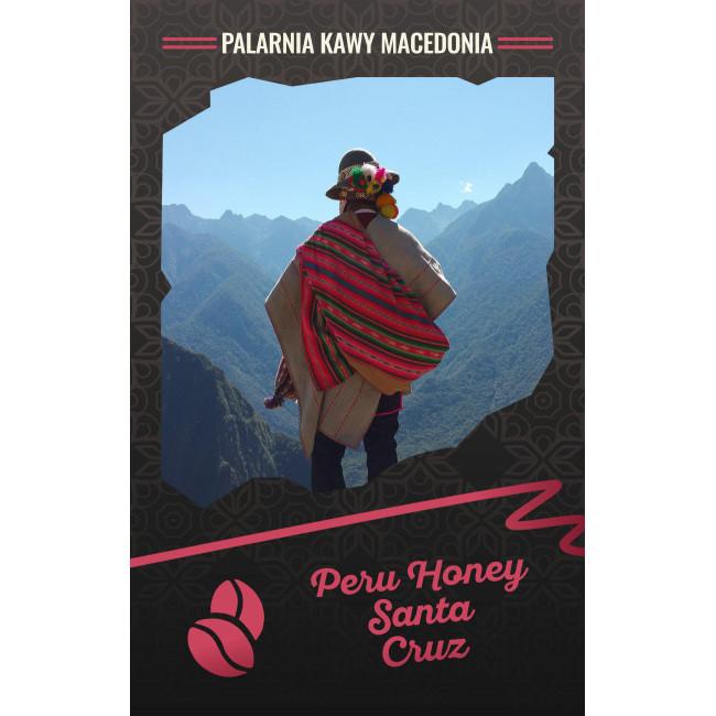 Peru Santa Cruz Bio Honey Kawa naturalna