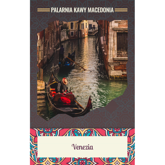 Venezia Kawa naturalna