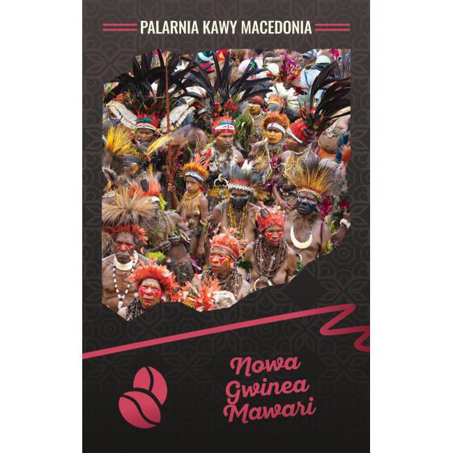 Papau Nowa Gwinea Mawari