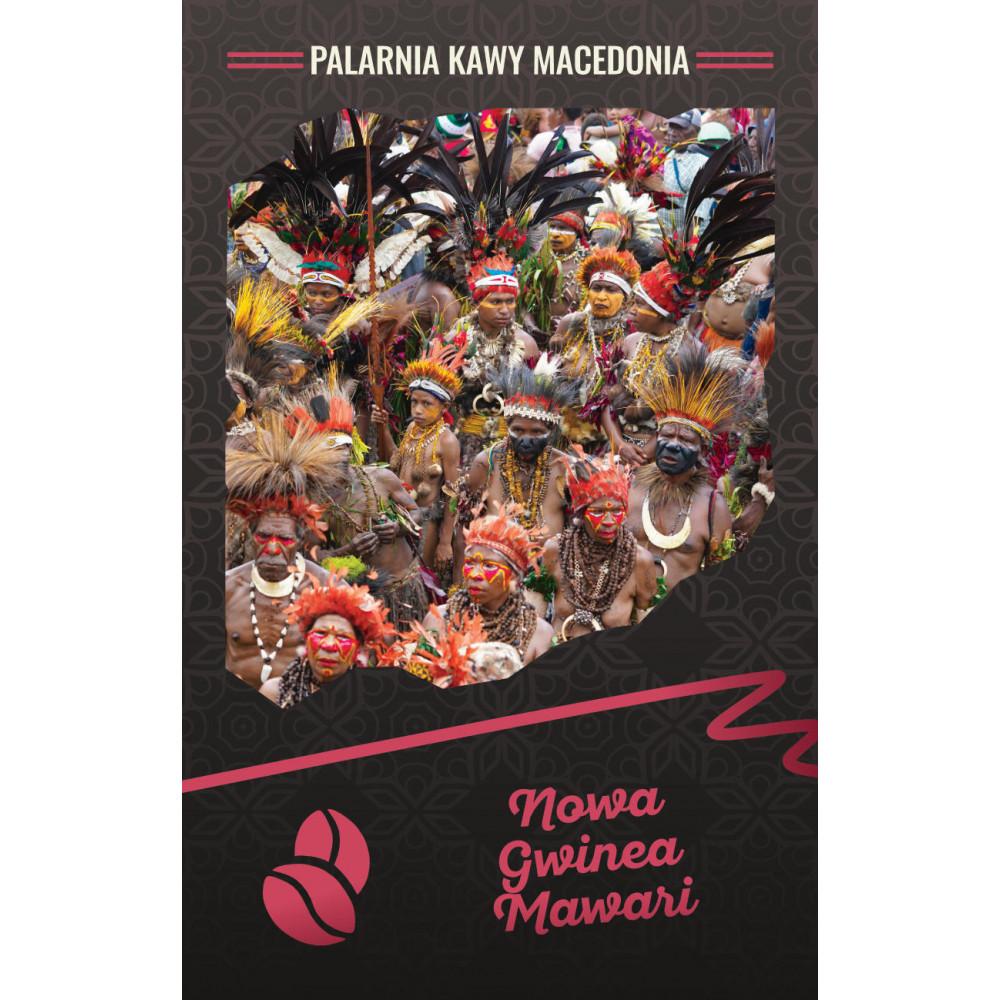 Papua Nowa Gwinea Mawari Kawa naturalna