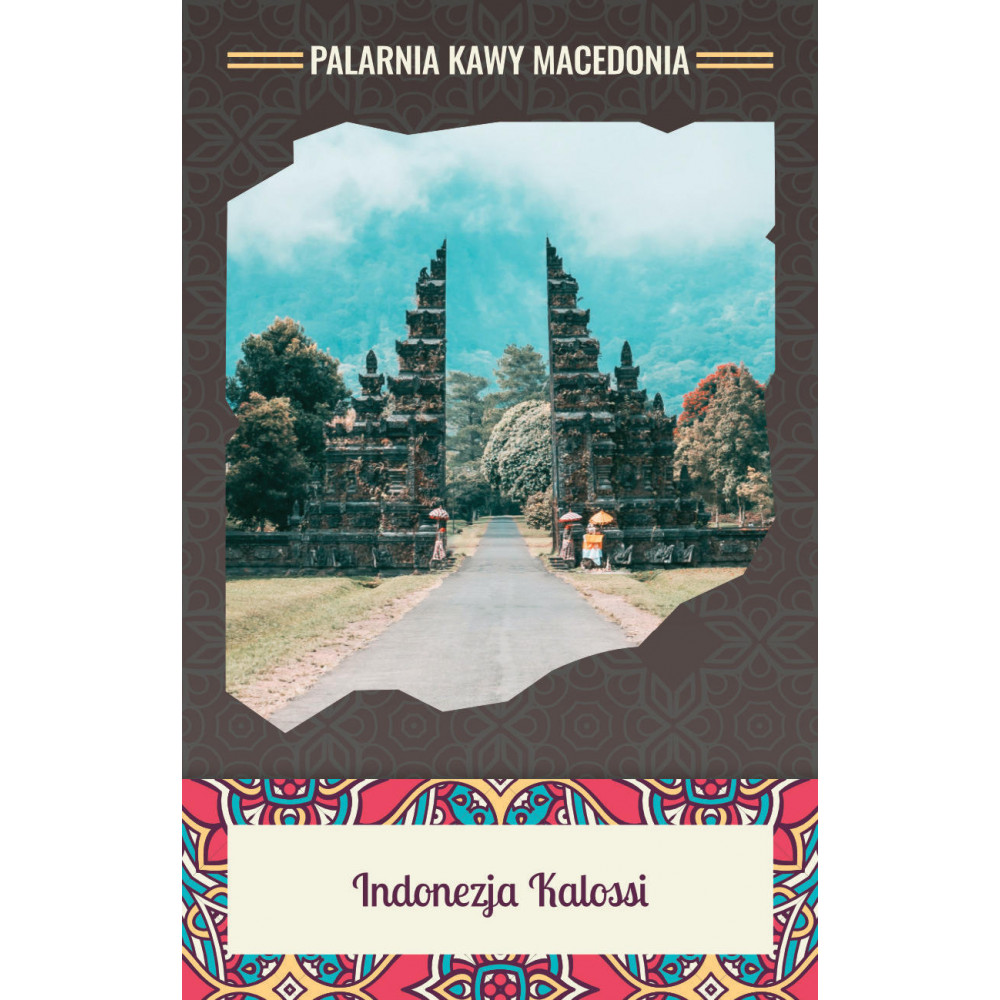 Indonezja Sulavesi Kalossi