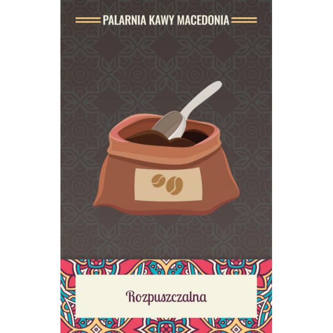 Vanilia French Kawa rozpuszczalna