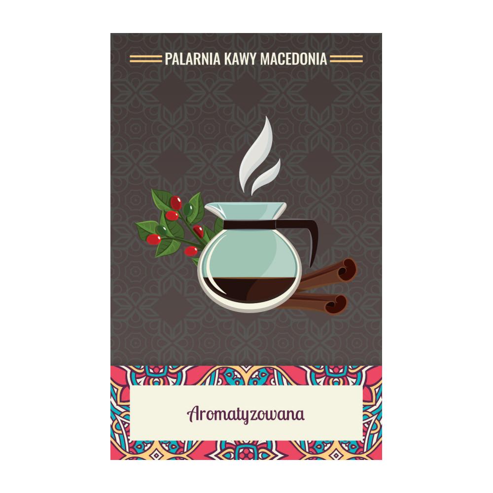 Mięta - czekolada Kawa smakowa
