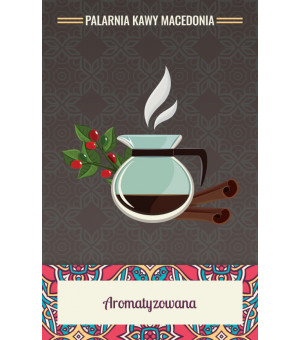 Śliwka w cynamonie Kawa smakowa