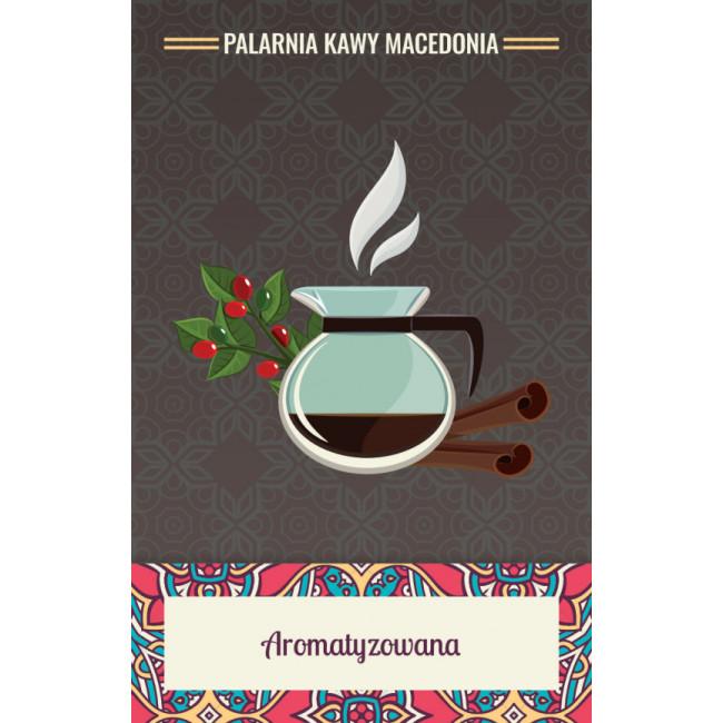 Truskawkowo - Śmietankowa Kawa smakowa
